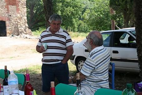 26-05-2012 CAPBREU fête Emile Francis et Serge